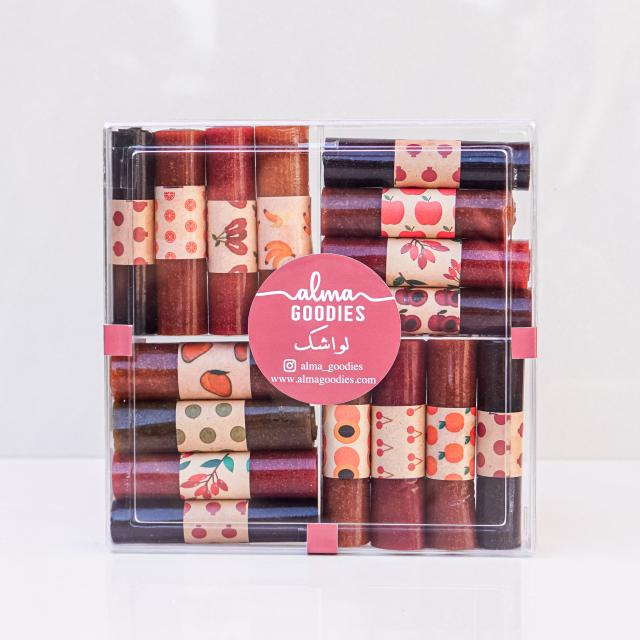 16 Pieces Fruit Roll Box (Lavashak) image